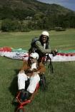 Le vol de Frantz en chariot